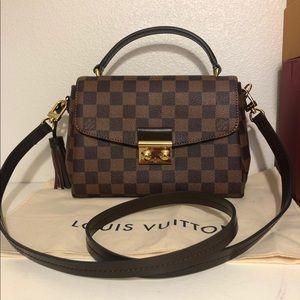 Louis Vuitton croisette bag